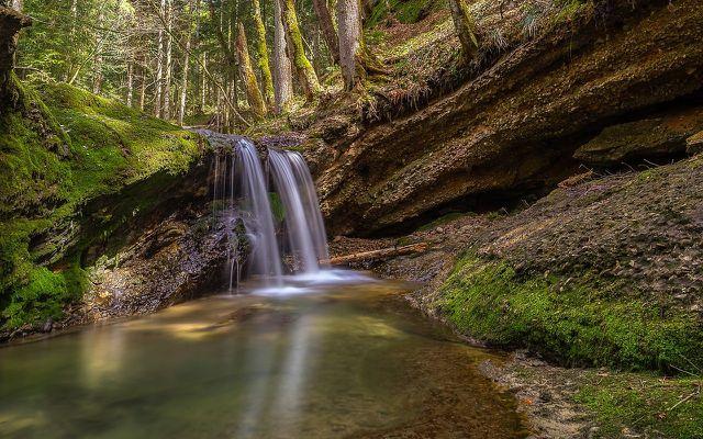 self care ideas waterfall