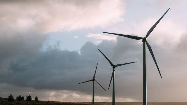 Klimaschutzprojekte Windkraft