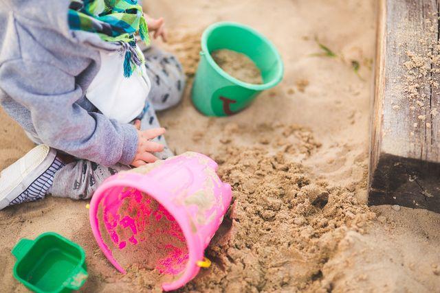 Einen Anspruch auf einen Betreuungsplatz gibt es für Kinder schon ab einem Jahr.