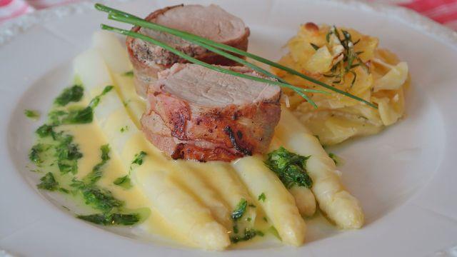 Bei Gicht ist mageres Filet besser zu vertragen als Fleisch mit Haut oder Schwarte.