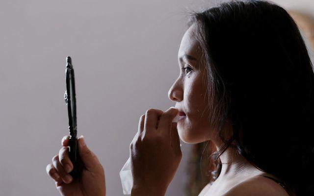 Gesichtspflege Reinigungstücher Fehler