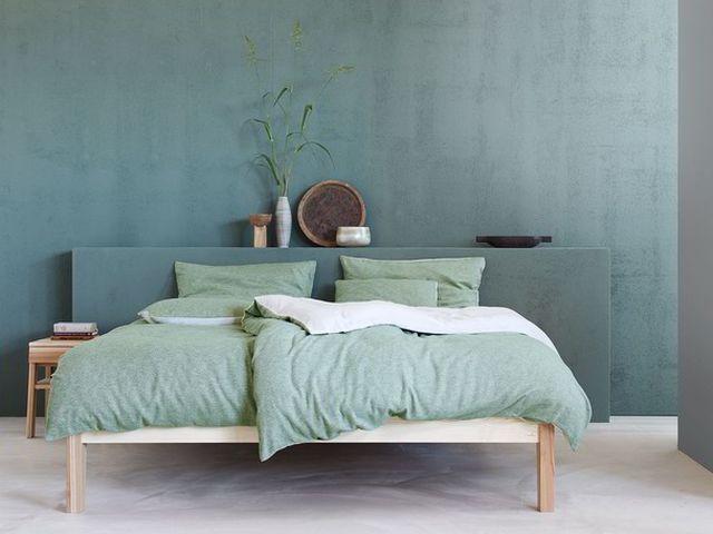 """Die Bettwäsche """"Vigo"""" von Grüne Erde wurde in Österreich gefertigt."""