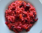 rote bete risotto