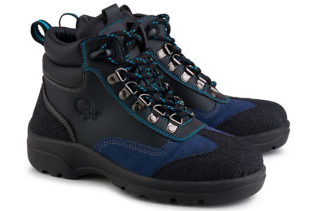 Die veganen Wanderschuhe von Eco Vegan Shoes sind auch für besonders lange Strecken und schwieriges Gelände geeignet.