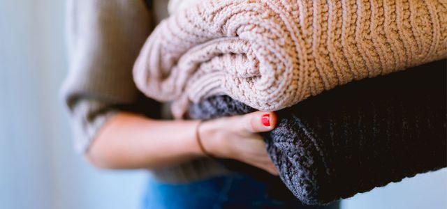 Der minimalistische Kleiderschrank