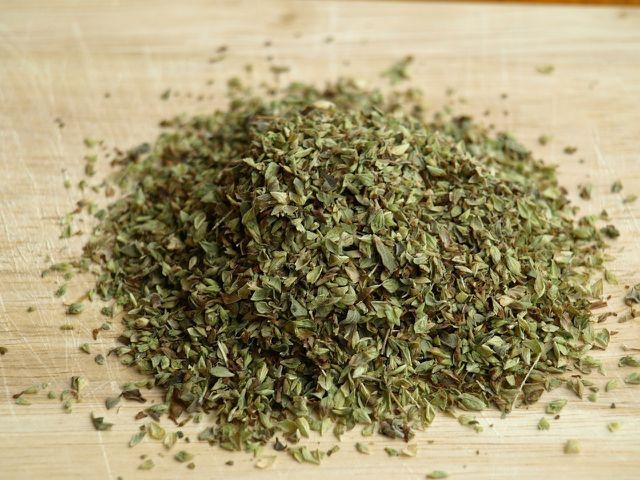 Oregano ist getrocknet weniger aromatisch und heilsam als das Oregano-Öl.