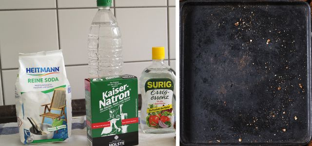 Backblech Reinigen Mit Naturlichen Hausmitteln So Geht S Utopia De