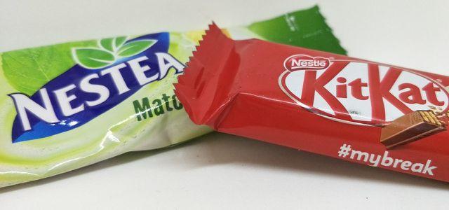 KitKat & Nestea - zwei Nestlé-Marken