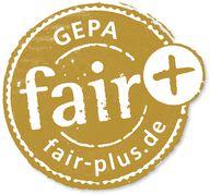 GEPA fair plus Zeichen