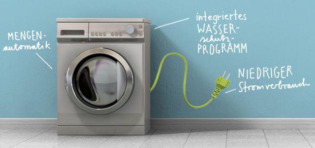 waschmaschine warmwasseranschluss test