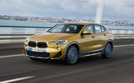 Euro 6d Temp Diesel: BMW X2 xDrive20d Steptronic