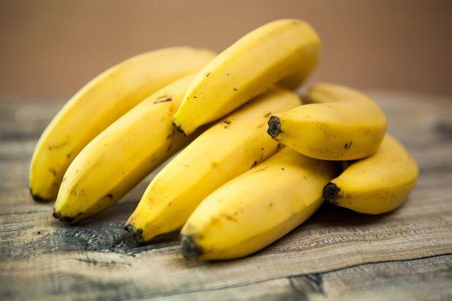Banane als Ei Ersatz: einfach und natürlich.