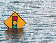 Flut Hochwasser Klimakrise