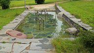 Wassertreten fördert ebenfalls die Durchblutung