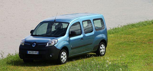 Renault Kangoo Elektroauto