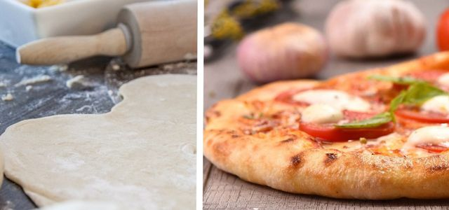 Pizzateig Selber Machen Rezept Für Hausgemachte Pizza Utopiade