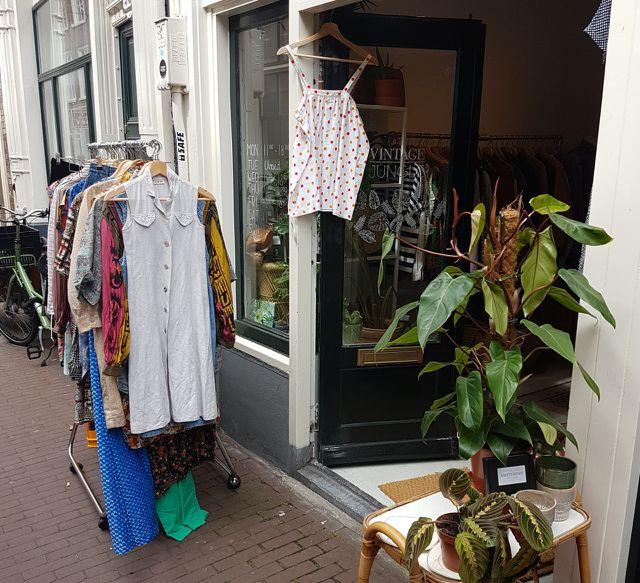 Mit gutem Gewissen Shoppen: Amsterdam bietet Einkaufsvergnügen für Umweltbewusste.