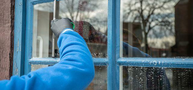 Homemade window glass cleaner