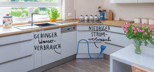 Wieviel Wasser Verbraucht Eine Spülmaschine spülmaschine kaufen? so achtest du auf Öko-bilanz! – ratgeber von