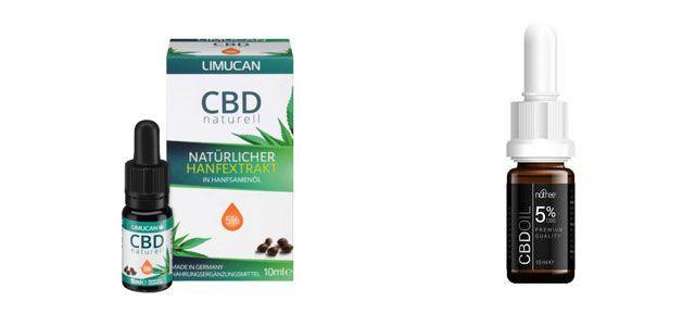 dm, Cannabidiol-Öl, Cannabis, Rossmann
