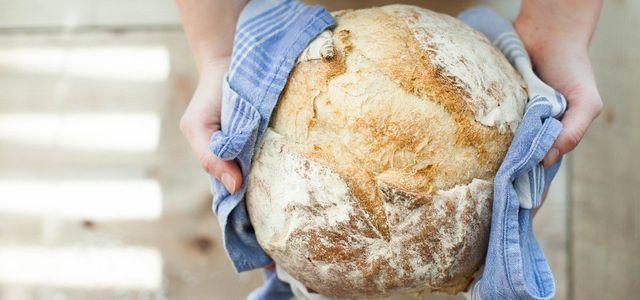 Brot-Rezept mit nur drei Zutaten