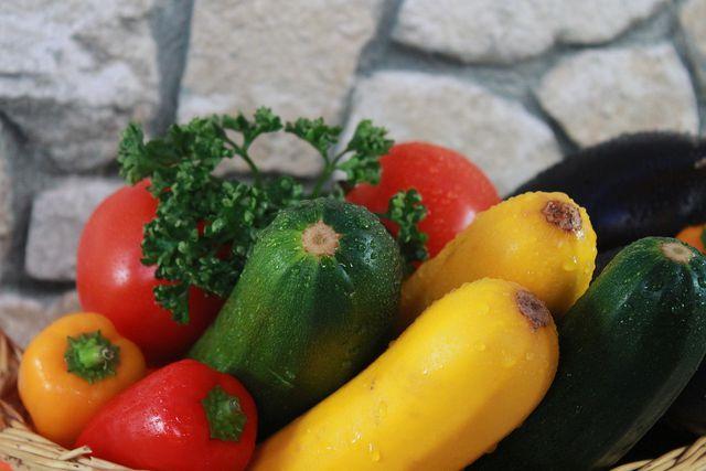 Gemüse ist Bestandteil vieler Gerichte des veganen Ernährungsplans.