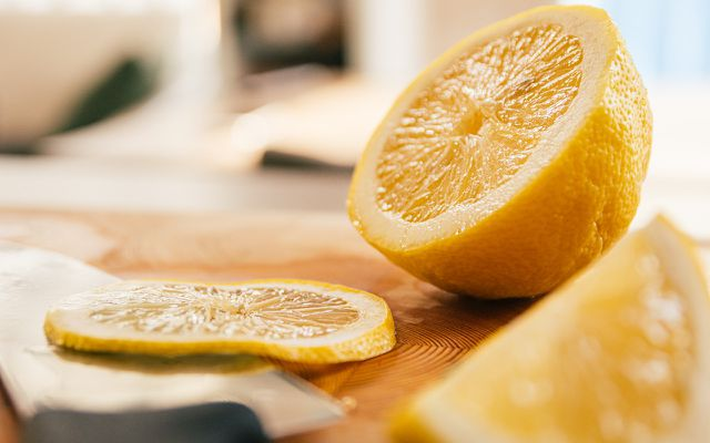 how to store lemons -- storing lemons