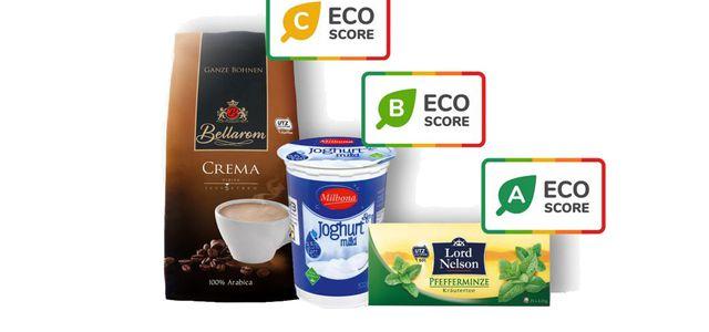 Lidl testet das neue Label Eco-Score