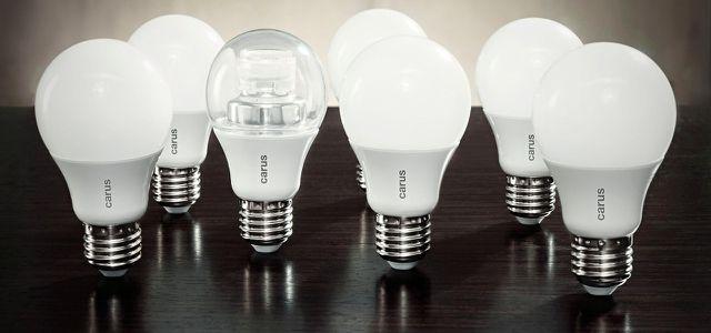 Carus LED-Lampen