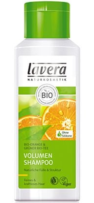 Shampoo ohne Silikone: Lavera
