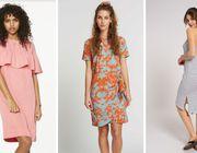 Nachhaltige Sommerkleider fairer Labels
