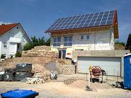 Solarstrom und eine gute Wärmedämmung sorgen für einen Energiebedarf gleich Null