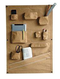 Home-Office-Ausstattung: Wand-Organizer