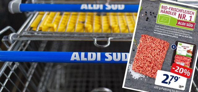 Billig-Bio-Fleisch bei Aldi: fatales Signal