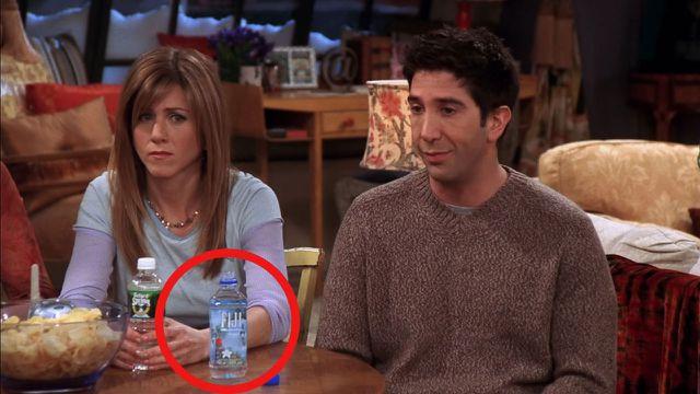 Fiji Water Wasser Friends