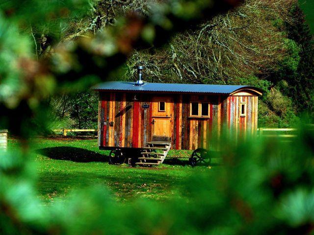 Staycation im Tiny House?