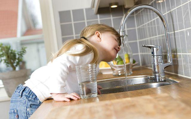 Nichts hilft besser gegen den Durst als Wasser!