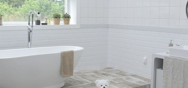clean bathroom how to clean grout