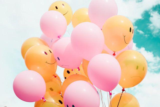 Positives Denken bedeutet nicht negative Gedanken zu unterdrücken - diese gehören genauso zum Leben dazu.