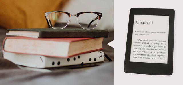 Wie umweltfreundlich sind E-Books?