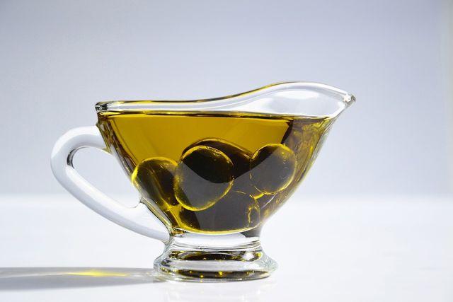 Olivenöl löst Verstopfungen auf