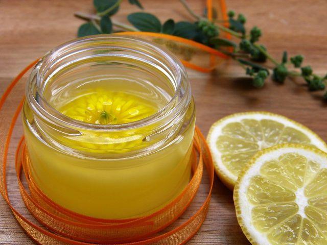 Zitronen verströmen einen frischen Duft.