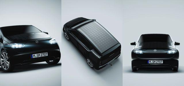 Solar-Elektroauto Sion von Sono Motors