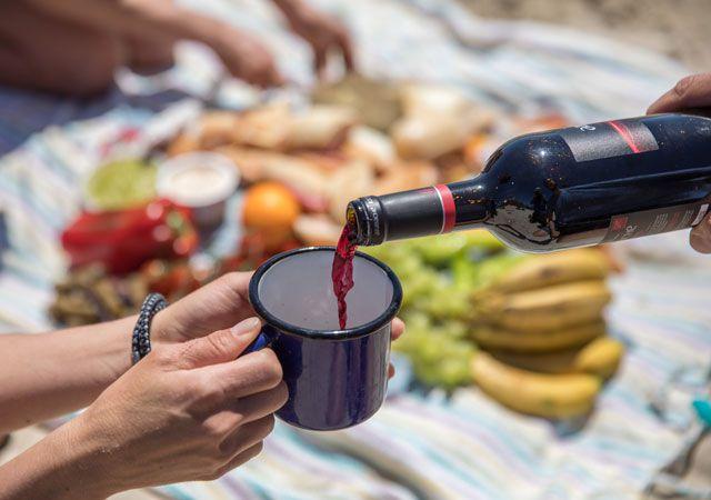 Wikinger Reisen plastikfreies Picknick