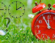 Zeitumstellung Sommerzeit Uhr vorstellen zurückstellen