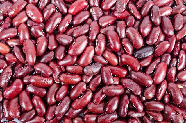 Kidneybohnen gehören in jedes Chili-sin-Carne-Rezept.