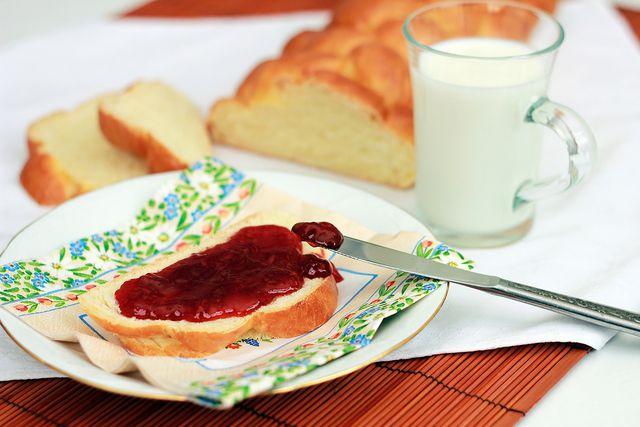 Die Kombination aus Johannisbeeren und Jostabeeren erschafft einen ganz neuen Geschmack.