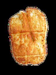 Der griechische Grillkäse gibt jedem Spieß eine herzhafte Note.