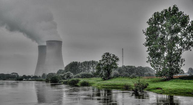 Für Gates Teil der Lösung: Atomkraftwerke.