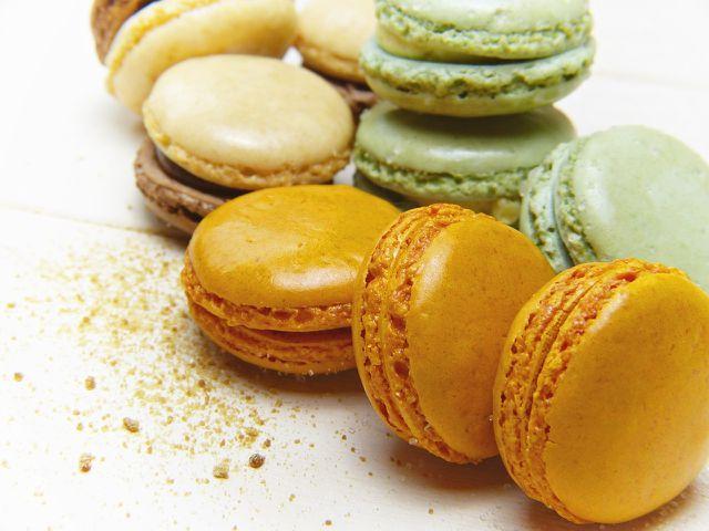 Aus Kichererbsenwasser kannst du Macarons, Baiser oder Soufflés herstellen.